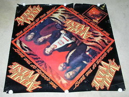 APRIL WINE POSTER VINTAGE 1981 THE NATURE OF THE BEAST PROMOTIONAL - $46.99