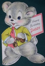 HALLMARK BIRTHDAY GREETING CARD VINTAGE 1940'S - $9.99