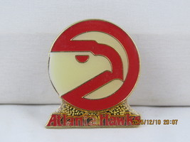 Retro Atlanta Hawks Pin - Featuring the Team's 1980's logo !!! - $19.00