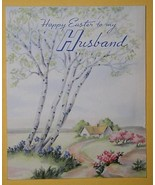 NORCROSS EASTER GREETING CARD VINTAGE 1946 SCRAPBOOKING - $9.99