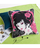 [Oriental Love]Cotton Pillow Cushion 19.7 by 19.7 inches - $28.99