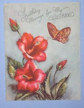 RUST CRAFT BIRTHDAY GREETING CARD VINTAGE 1949 - $9.99