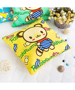 [Yellow Candy Bear]Pillow Cushion 15.8 by 15.8 inches - $17.99