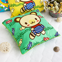 [Green Candy Bear]Decorative Cushion15.8 by 15.8 inches - $17.99