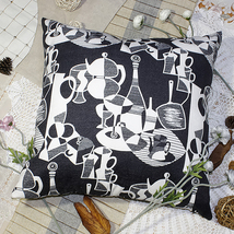 [Picasso]Decorative Pillow Cushion 23.6 by 23.6... - $39.99