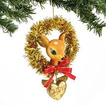 Department 56 Reindeer Tales Cupid Wreath Ornament [Misc.]