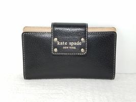 Kate Spade New York Black Medium Size Wallet - $50.00