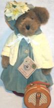 """Boyds Bears""""Olivia R. Thornbeary"""" 16"""" Uptown Exclusive- LE- #900252- NWT- 1999 - $49.99"""