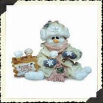 "Boyds Wee Folkstone Snowpeople ""Slurp Q.Isinglass"" #36500  1 E Nib 1997 Retired - $19.99"