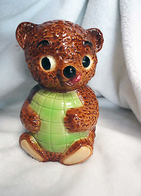 Goebel > Coin Bank Cute Teddy Bear - 1972, TMK 5 - Very nice