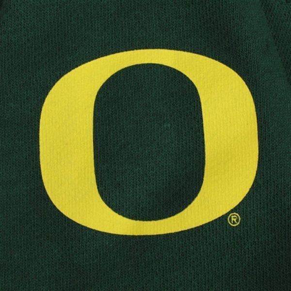 "Nike Oregon Ducks Practice Classic Hoodie Green *Free Shipping in USA* ""Medium"""