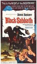 "Boris Karloff ""Black Sabbath"" Magnet - $5.99"