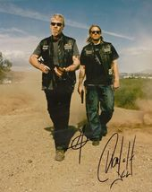 Sons of Anarchy Charlie Hunnam Jacks Signed Photo W/COA - $49.95