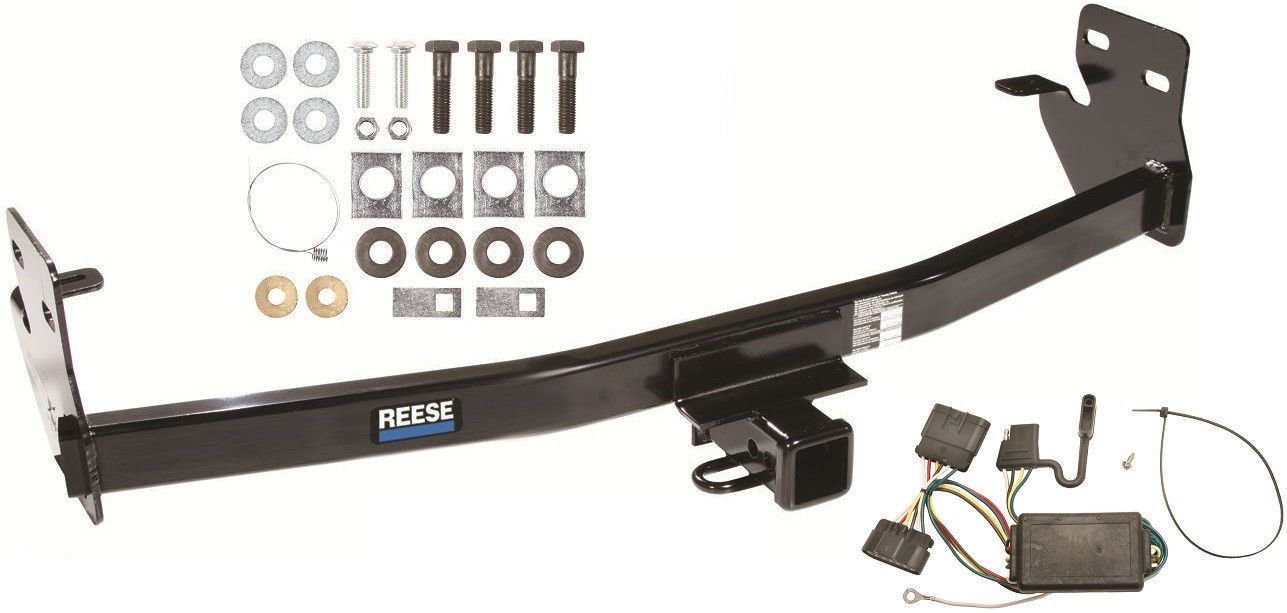 trailer hitch w wiring kit fits 2004 12 chevy colorado. Black Bedroom Furniture Sets. Home Design Ideas