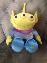 "Toy Story Little Green Men Alien 11"" Plush Disney Store Exclusive - $15.88"
