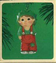 "1984 - New in Box - Hallmark Christmas Keepsake Ornament - ""Kit"" - $4.94"