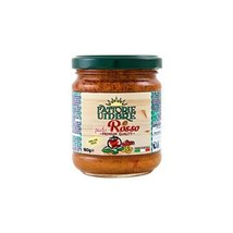 Premium Red Pesto Sauce by Fattorie Umbre (6.35 ounce) - $3.99