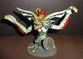Vintage 1990 '90 Applause Original, Gremlins 2 Movie Mohawk Keychain Toy Figure - $14.14
