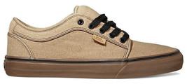 VANS Chukka Low Tan/Gum Classic Skate Shoes MEN'S 6.5 WOMEN'S 8 image 2