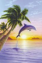 Beautiful Dolphin Cross Stitch Pattern***L@@K*** - $4.95