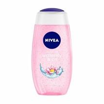 NIVEA Shower Gel, Waterlilly & Oil, 250 ml free ship - $14.05