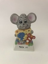 Russ Berrie Mouse Figurine - $12.99