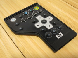 Hewlett-Packard RC1762302/00 Remote Control 3139 228 50021 With Battery - $7.69