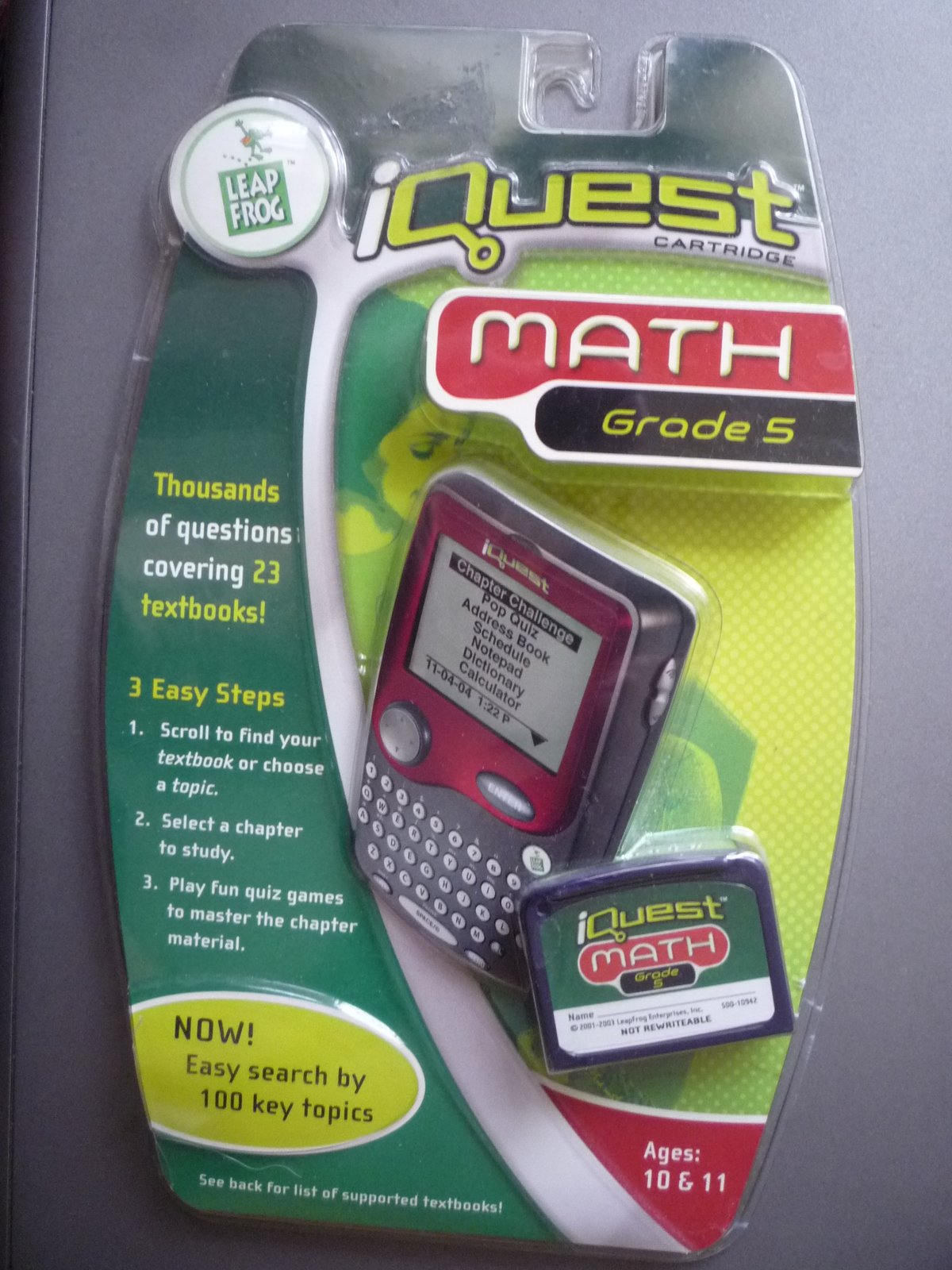 Iquest  2