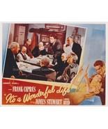 It's a Wonderful Life Jimmy Stewart Donna Reed Thomas Mitchell 8x10 Photo - $14.95
