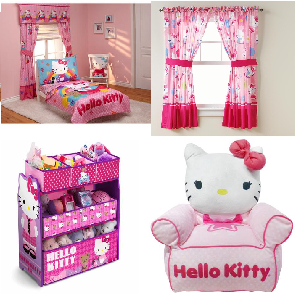 Hello Kitty Bedroom In A Box Hello Free Engine Image For