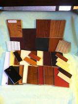 33 Wood Furniture Floor Samples Wicker Lawn Fur... - $14.99