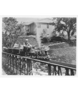 Walt Disney Rides Miniature Train 8x10 Photo - $9.99