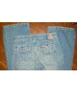 New $189 Womens CHIP & PEPPER UNCLE JESSE JEANS... - $9.99