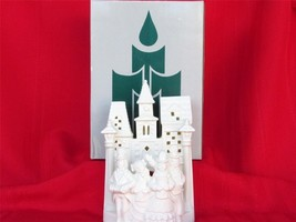 Partylite Village Carolers Tealight Candle Holder # Po204  Nib - $12.38