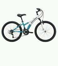 """Diamondback Bicycle 2015 Tess 24"""" Ride Hard Tail Mountain Bike Gift Blue... - €280,39 EUR"""