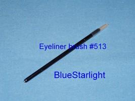500 disposable fine tip eyeliner eye liner brush Taklon animal free #513-5 - €60,98 EUR
