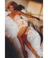 Donna Mills Wears Satin 4x6 Photo - $4.24