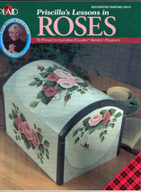 Plaid Priscilla's Lessons in Roses....15 Projects - $7.70