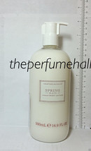 Crabtree & Evelyn Scented Body Lotion Spring Rain 16.9oz 500ml NEW - $44.54