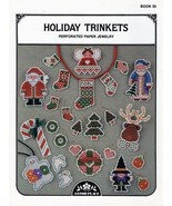 Astor Place Holiday Trinkets Perforated Paper Jewelry CS - $3.95