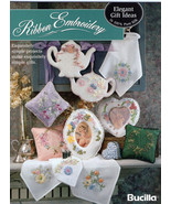Silk Ribbon Embroidery Book Elegant Gift Ideas - $5.90