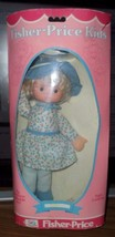 VINTAGE Fisher Price Kids DOLL 241 Muffy In Box NEW Soft Doll - $20.00