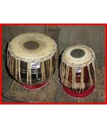 3ew CP Brand TABLA Indian Percussion Drum Set FREE CARRY BAG FREE USA SH... - $249.26