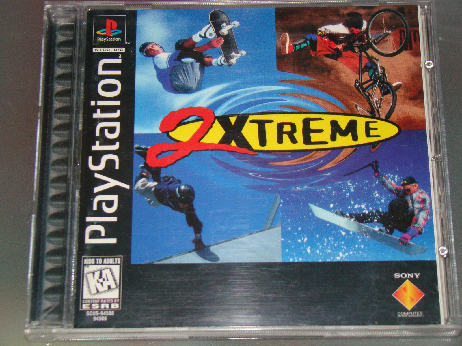 Primary image for Playstation - 2XTREME (Complete)