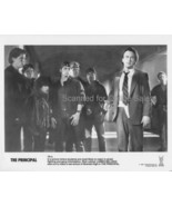 The Principal James Belushi with Gang Members 1987 8x10 Press Photo - $12.74