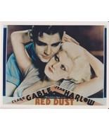 Clark Gable Jean Harlow Red Dust 8x10 Photo - $9.99