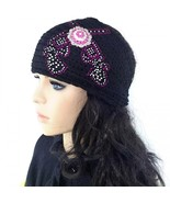 Knit Winter Headband Head Wrap Western Pistols ... - $17.49