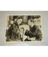 1937 Parnel Clark Gable Original 8x10 Photo - $21.25