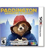 Paddington Adventures In London 3DS - $8.08