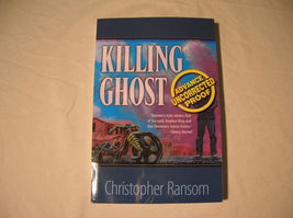 Christopher Ransome - Killing Ghost - Cemetery Dance - Advance Uncorrect... - $15.00